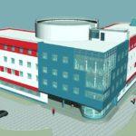 Проектирование медицинских учреждений в Москве